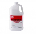 Super-Slick Cable Pulling Lubricant, White, 1 Gallon Jug