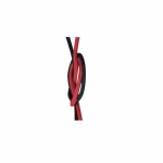 50-ft Battery Cable, 300 Amp, 1 AWG, Black
