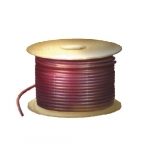 100-ft Spool of GXL Primary Wire, 12 AWG, Black