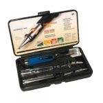 Compact Solder Tool Kit, Blue