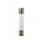 1/4-in X 1-1/4-in Glass Tube Fuse, 6.0 Amp, 250V, Bulk
