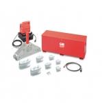 """1/4""""-4"""" Rigid Hydraulic Benders & Electric Pump in Metal Case"""