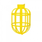 Yellow Plastic Bulb Replacement Cage