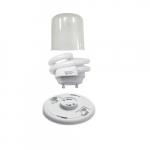 Keyless Closet Light w/GU24 Lamp