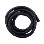 250-ft Split Flex Tube, .25-in Diameter, Black