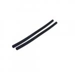 4 ft Black Flexible Raceway Grip Strip