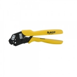11-in Crimping Tool, 1/0-8 AWG, Yellow