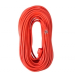 100 ft Orange 14/3 SJTW Extension Cord