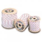 300-ft Double Braided Pulling Rope, 0.88-in Diameter