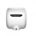 Xlerator ECO Automatic Hand Dryer, No Heat Element, White BMC, 277V