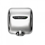 Xlerator ECO Automatic Hand Dryer, No Heat Element, Chrome, 277V