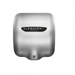 Xlerator ECO Automatic Hand Dryer, No Heat Element, Stainless Steel, 277V
