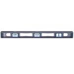 """24"""" True Blue Heavy-Duty Aluminum I-Beam Levels"""