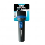 RAYOVAC Incandescent Flashlight, 9 lm