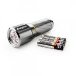 Vision HD Compact Metal Flashlight, 270 lm