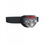 Vision LED Headlight, 315 lm, Gray