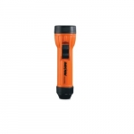 RAYOVAC Safety Flashlight, 8 lm, Orange