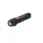 Hard Case LED Flashlight, 20 lm