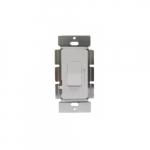 Ivory Paddle Switch, Single Pole, 3-Way LED Dimmer Switch