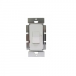Light Almond Paddle Switch, Single Pole, 3-Way, 0-10V Dimmer Switch