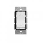 White Remote Dimmer 3-Way Add-On Switch