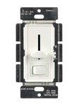 White 150W Single Pole & Three-Way LED & CFL Dimmer