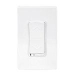 Z-Wave Smart Meter Interchangeable Dimmer Switch Control