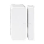 Z-Wave White Plastic Magnetic Door/Window Sensor Control