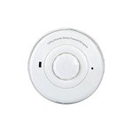 Z-Wave White Battery Powered Ceiling PIR Motion Sensor