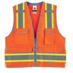 GloWear® 8254HDZ Type R Class Surveyors Best, 2XL/3XL, Orange