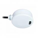 Microwave Occupancy Sensor for High Bay, Up to 2155 Sq Ft, 0-10V Dim, 120-277V, White