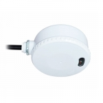 Microwave Occupancy Sensor for High Bay, Top Wire, Up to 2155 Sq Ft, 0-10V Dim, White