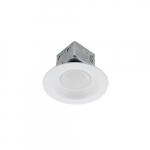 15W 5.35-in Round LED Commercial Can Retrofit, Dimmable, 1130 lm, 5000K