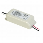 10W LED Driver w/ Single Output, Non-Dimmable, 100-277V, .34 Amp, AC/DC