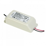 18W LED Driver w/ Single Output, Non-Dimmable, 100-277V, .44 Amp, AC/DC