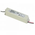 22W LED Driver w/ Single Output, Non-Dimmable, 100-277V, .55 Amp, AC/DC