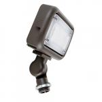 45W LED Mini Flood Light w/ Knuckle Mount, 100W MH Retrofit, 5400 lumens, 5000K