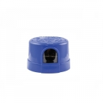 On/Off Photocell w/ Built-In Surge Protector, 120-277V