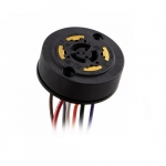 Twist Lock Receptacle for Microwave Occupancy Sensor, 3-Pin