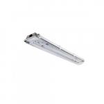 2-ft 30W Narrow LED Vapor Tight, 2918 lm, 120V-277V, 5000K
