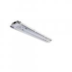 4-ft 36W Wide LED Vapor Tight, 4282 lm, 120V-277V, 5000K