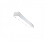 18W LED Utility Light Fixture, Dimmable, 2185 lm, 5000K