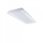 240W Premium LED High Bay Fixture, Dimmable, 33120 lm, 4000K