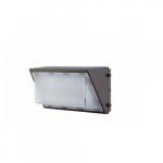 90W LED Wall Pack, Semi Cut Off, 120-277 Volt, 11200 lumens, 5000K
