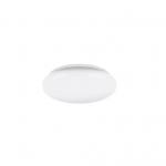 "16W 12"" Low Profile LED Flush Mount Ceiling Fixture, Dimmable, 3000K/4000K/5000K"