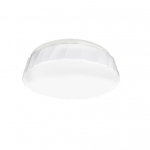 "14W 11"" Round LED Flush Mount Ceiling Fixture, Dimmable, 3000K/4000K/5000K"