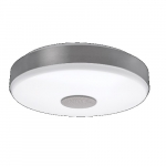 28W 15-in LED Flush Mount w/Bluetooth Speaker, Dimmable, 1600 lm, 3000K-5000K
