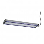 72W GrowElite LED Linkable Grow Light, Adjustable, 200W HID Retrofit, 108 lm