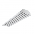 4ft LED High Bay Fixture Body, 4-Lamp, Single-End Compatible