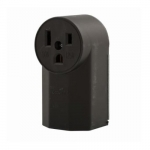 50 Amp NEMA 5-50R 125V Heavy Duty Surface Power Receptacle